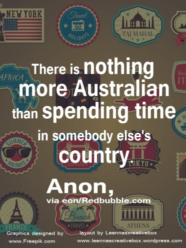 Australia quote other countries