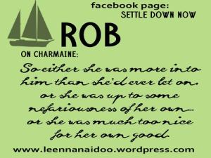m_Rob on Charmaine