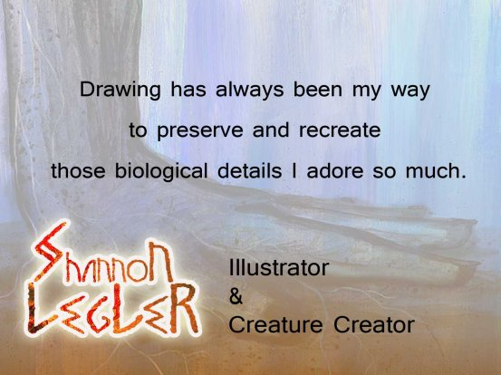 Shannon Legler Illustrator quote drawing details love
