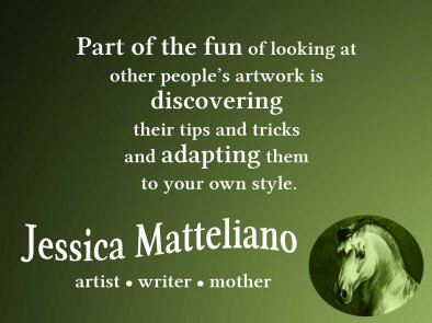 Jessica Matteliano quote part of fun