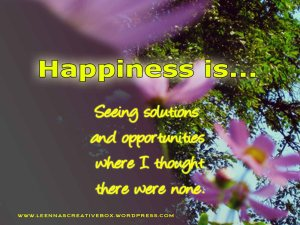 happiness-is-opportunity