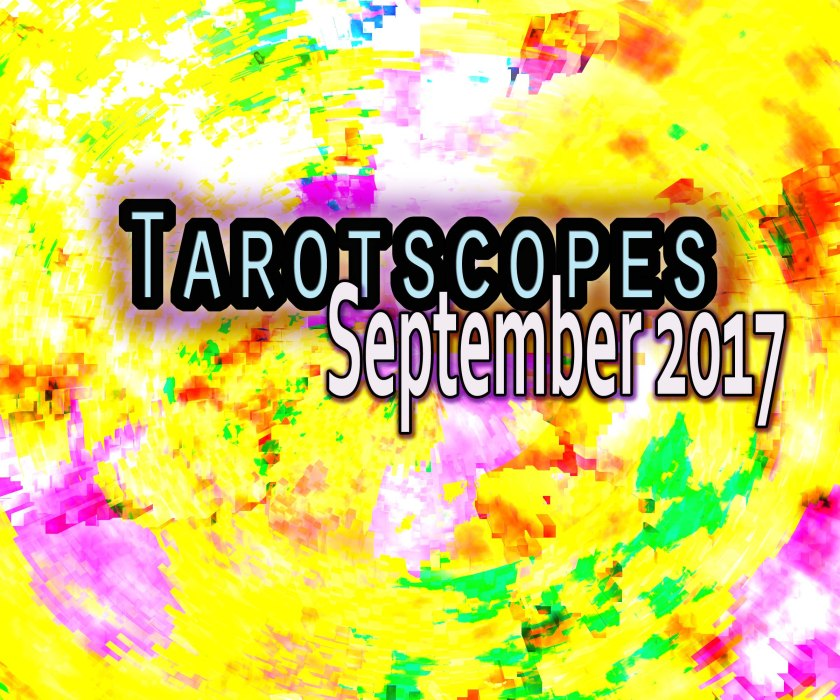Tarotscopes September 2017 Leenna