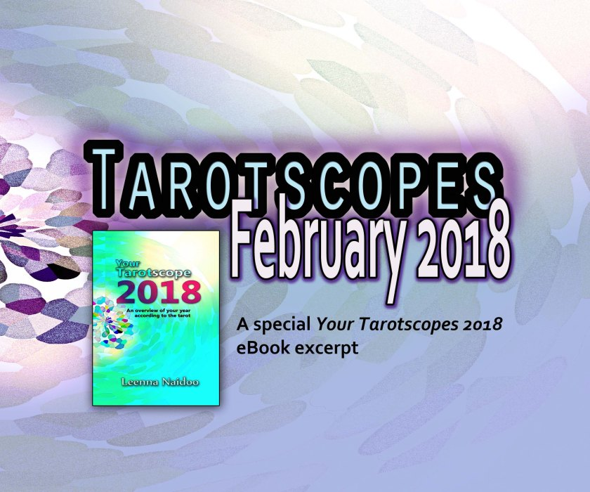 February Tarotscope by Leenna book excerpt