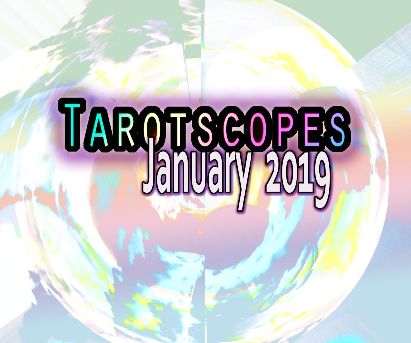 Your Tarotscope january 2019 by Leenna