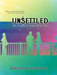 Unsettled by Leenna Naidoo book cover