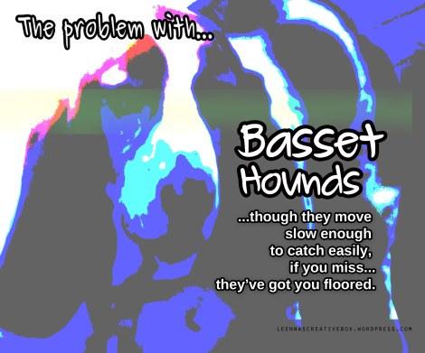 basset hound humour