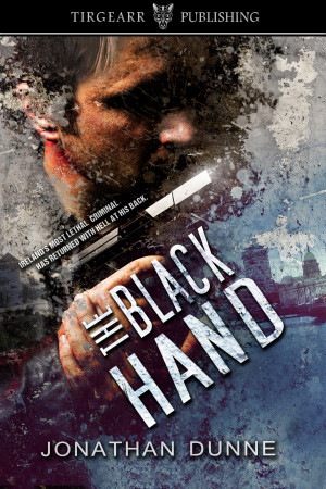 book cover The Black Hand by Jonathan Dunne