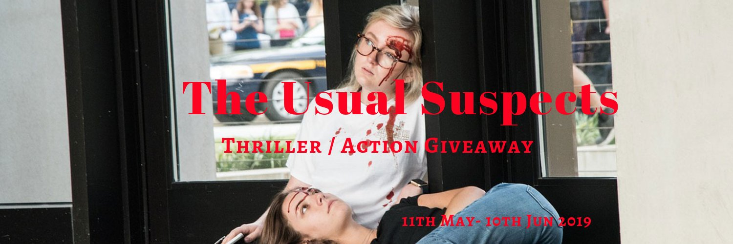 The Usual Suspects Giveaway