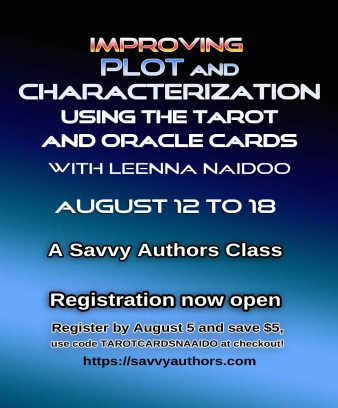 Savvy Authors Tarot Plot plus Workshop