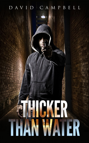 Cover for Thicker Than Water by David Campbell