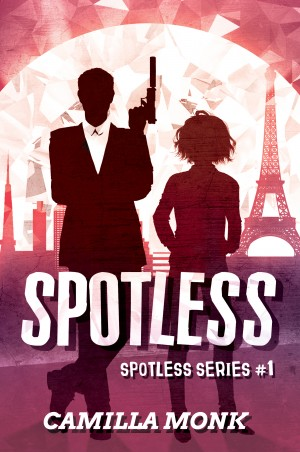 Spotelss by Camilla Monk from Smashwords.com