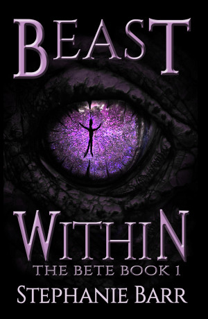Stephanie Barr book cover Beast Within Bete series