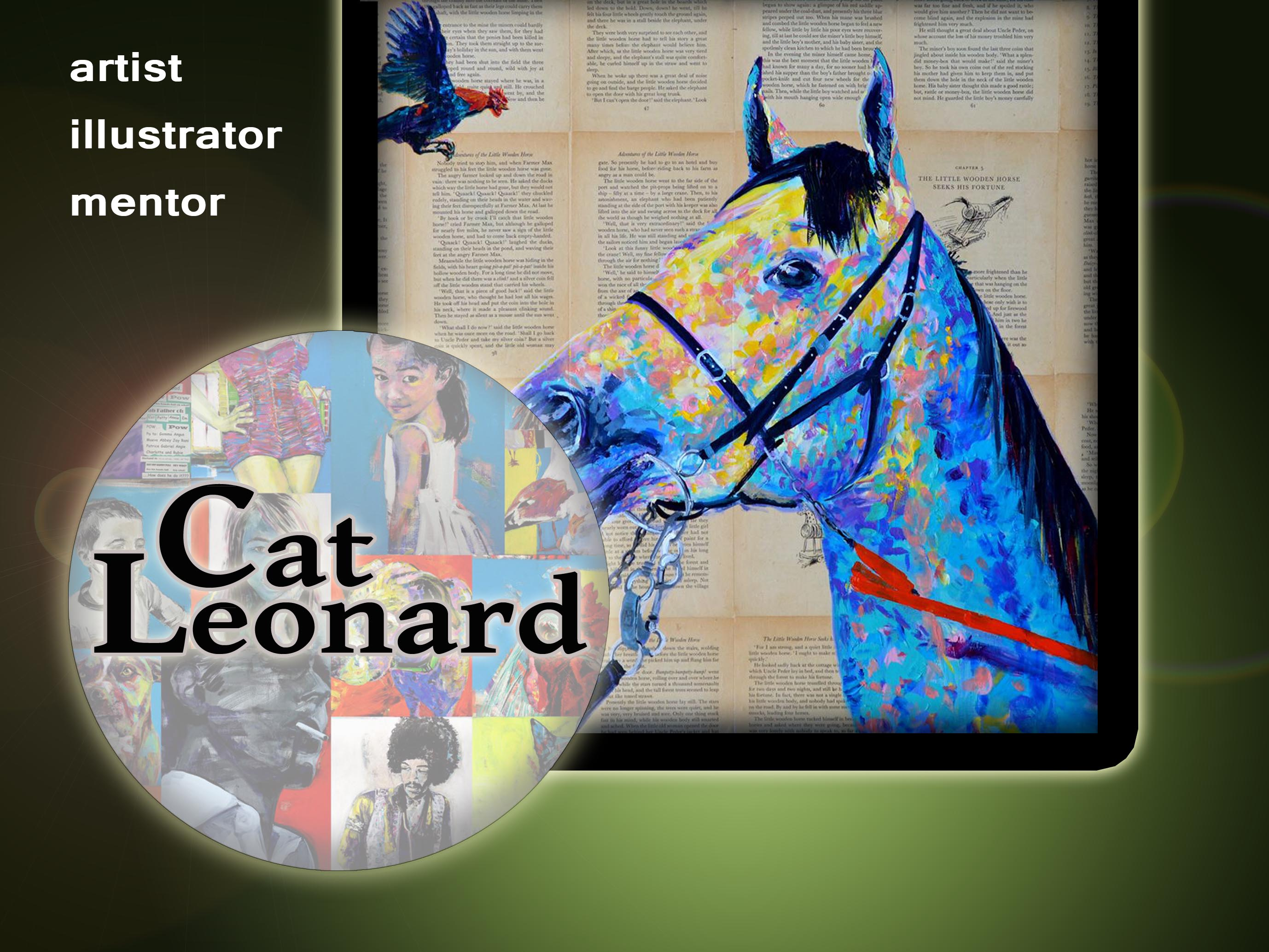 In The Limelight: Cat Leonard