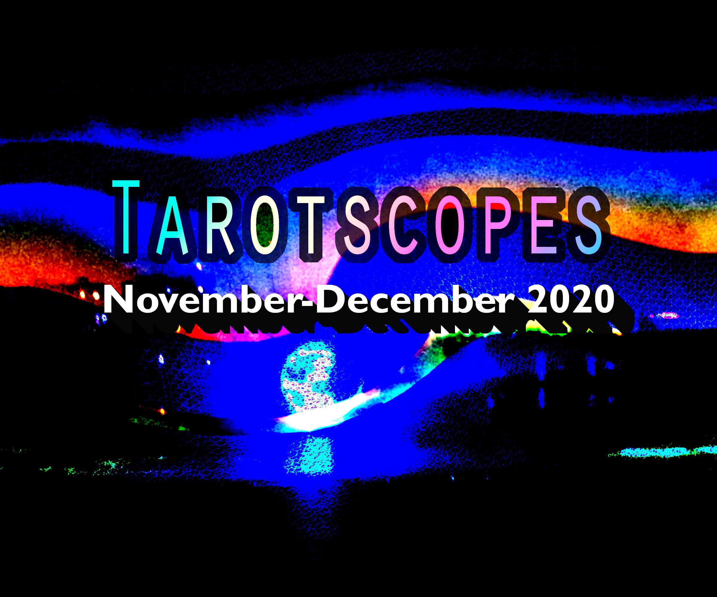 Tarotscopes November to December 2020