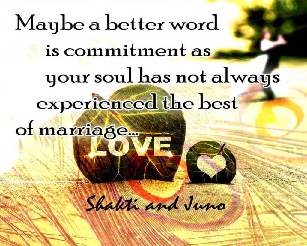quote love commitment marriage