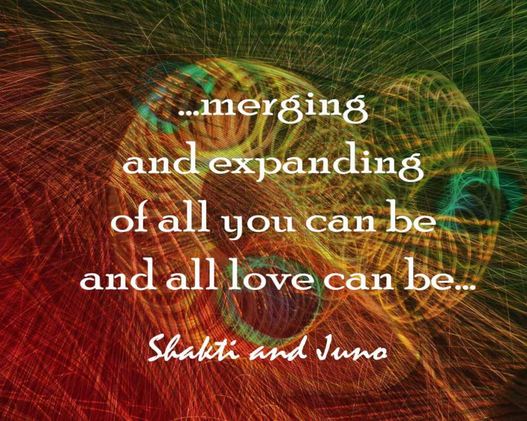 quote merging and expanding love