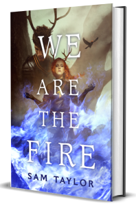 print cover We Are The Fire By Sam Taylor